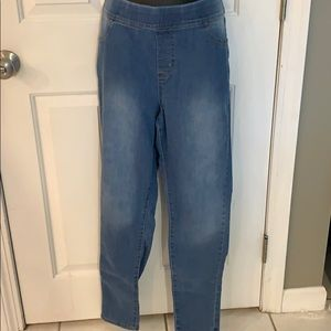 Old navy stretchy rockstar jeans